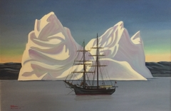 Iceberg Schooner