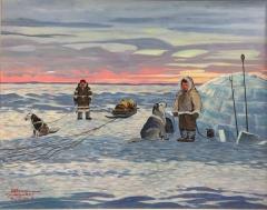 Eskimo Camp