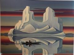 Classic Iceberg
