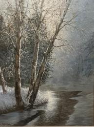 Glory Winter Light