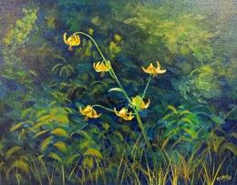 Alpine Lilies