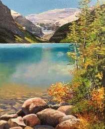Lake Louise #9
