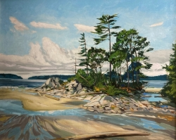 Spring Afternoon, Tofino